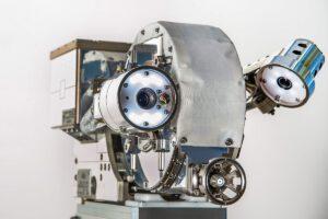 Nástroj VIPIR (Visual Inspection Poseable Invertebrate Robot)