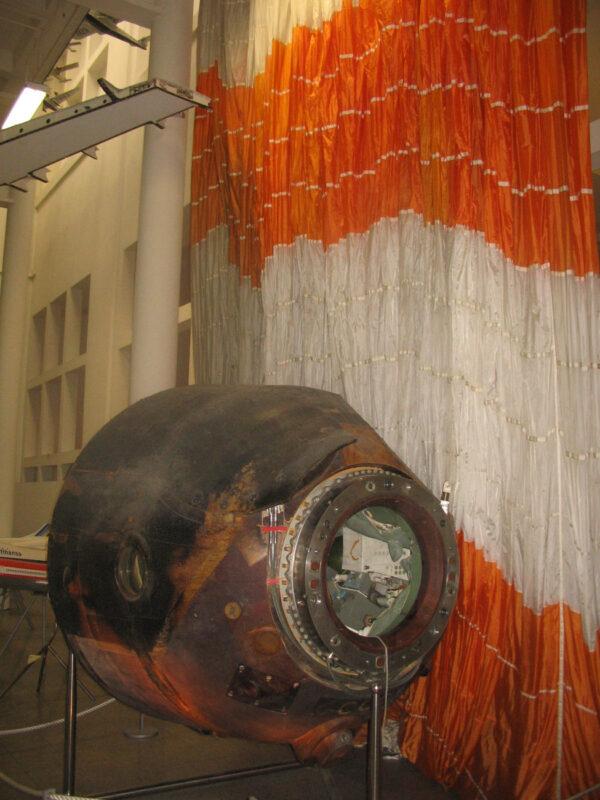 Sojuz 29 v Deutsches Museum (Mnichov).