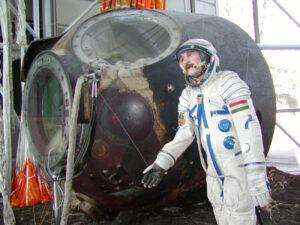 Sojuz 35 v Közlekedési Múzeum (Budapešť).