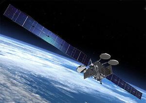 Umělecká představa Viasatu-2
