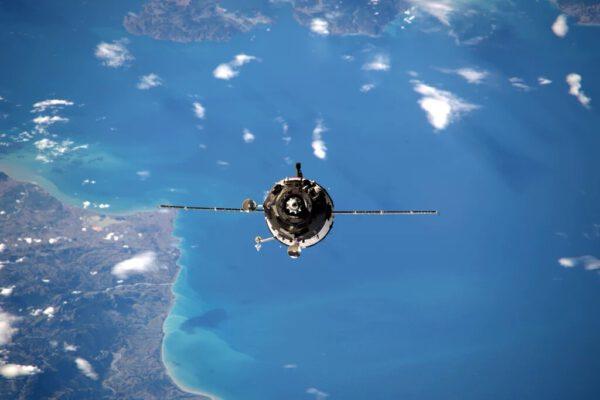 Tim Peake zachytil blížící se Sojuz nad Novým Zélandem