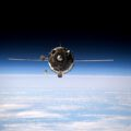 Sojuz TMA-20M se blíží k ISS