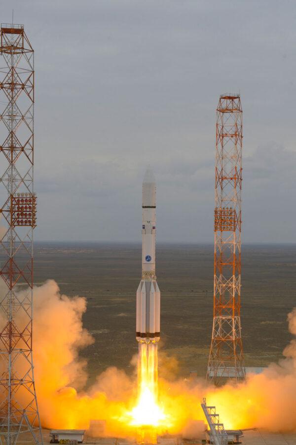 Start Protonu-M 14. března