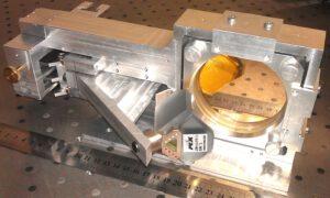 Interferometr v přístroji ACS