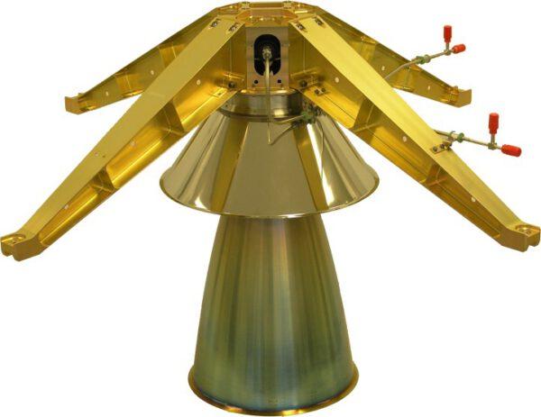 Hlavní motor sondy TGO