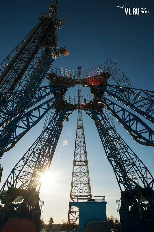 Ramena, která obepnou raketu Sojuz