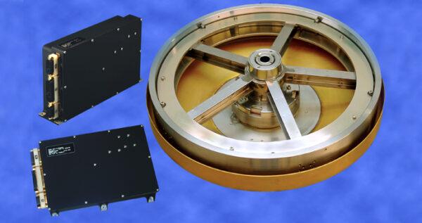 Gyroskop ze sondy TGO