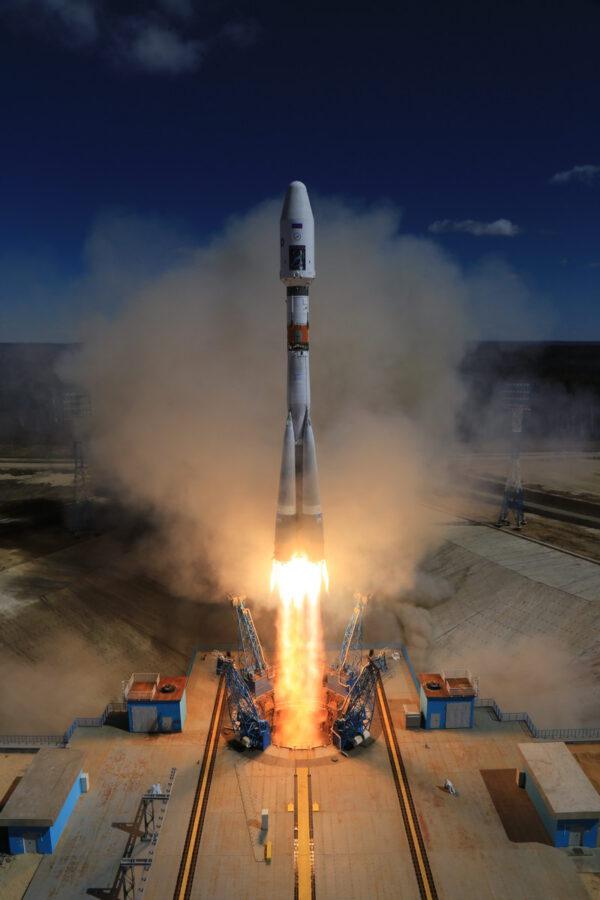 Premiéra ruského kosmodromu