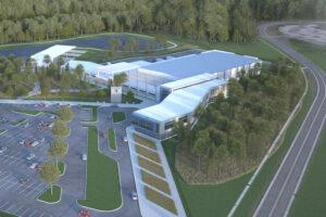 Nová továrna na výrobu satelitů