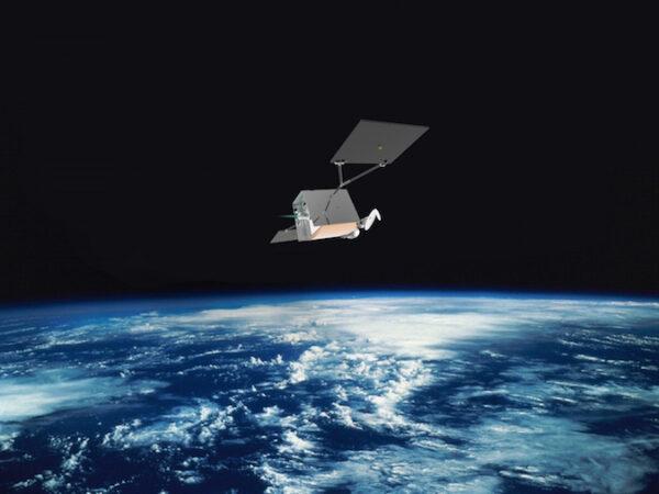 Jeden z devíti set satelitů OneWeb