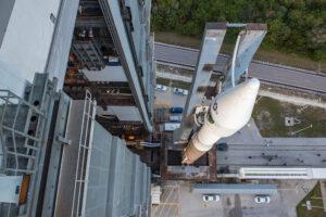 Atlas V s čtyřmetrovým aerodynamickým krytem