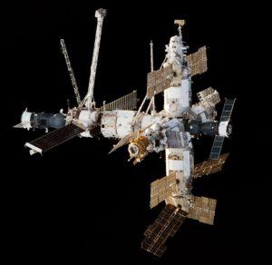 Orbitální stanice Mir