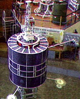 Satelit typu Parus