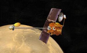 Mars Odyssey.