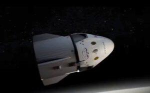 Kosmická loď Crew Dragon (Dragon 2)