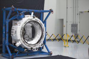 IDA-2. Ten se k ISS vydá v rámci mise CRS-9