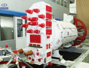Družice z řady Uragan-M