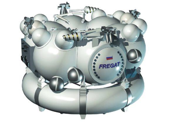 Horní stupeň Fregat-M.