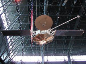Mariner 10 záložní exemplář. Foto: Richard Kruse