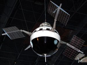 Pioneer 5. Foto: Richard Kruse
