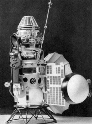 Veněra 3, foto: NASA