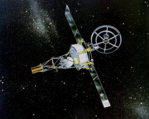 Mariner 2. Wikimedia