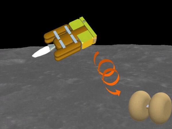 Japonský cubesat OMOTENASHI má vyzkoušet technologie pro měkké přistání malých sond na povrchu Měsíce