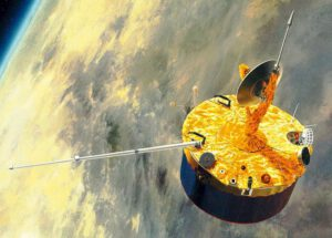 Pioneer Venus Orbiter. NASA
