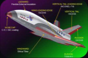 Konstrukční prvky RLV-TD
