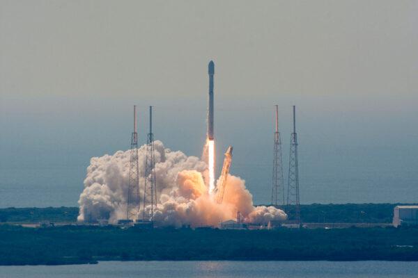 Start Falconu 9 z 15. června 2016
