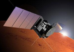 Evropská sonda Mars Express