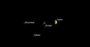 Snímek z kamery JunoCam pořízený 21. června