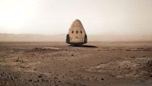 Red Dragon na Marsu v roce 2018 a v roce 2024 s lidmi?