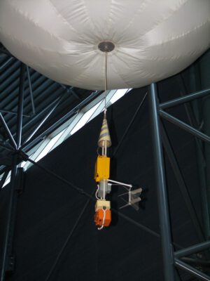 Vega – balón. Richard Kruse