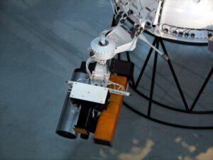 Vega – otočná platforma. Richard Kruse