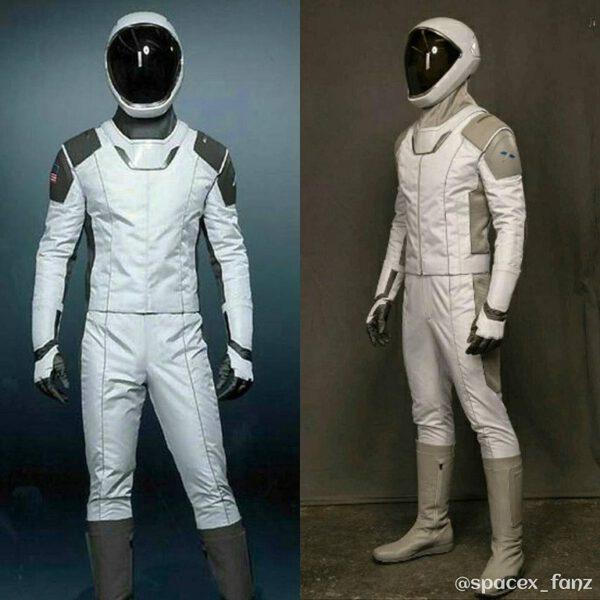 Pravděpodobný model z budoucího šatníku SpaceX