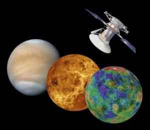 Venuše a Magellan