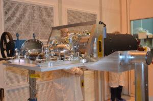 Kryochladič přístroje MIRI