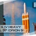 Delta IV Heavy s NROL-37 živě a česky