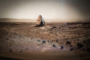 Podaří se v roce 2018 přistát lodi Red Dragon na Marsu?