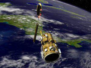 Sonda DART a cílový objekt MUBLCOM - projekt byl neúspěšný a skončil po nízkorychlostní srážce obou těles. Otestovala se jen polovina manévrů