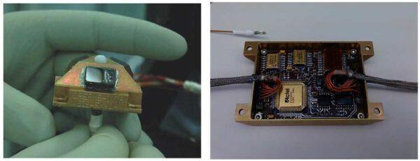 Optická hlava SIS a elektronická jednotka