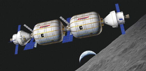 Je zatím předčasné spekulovat o tom, zda budou součástí stanice i nafukovací moduly