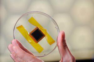 NanoRacks Nano Tube Solar Cell