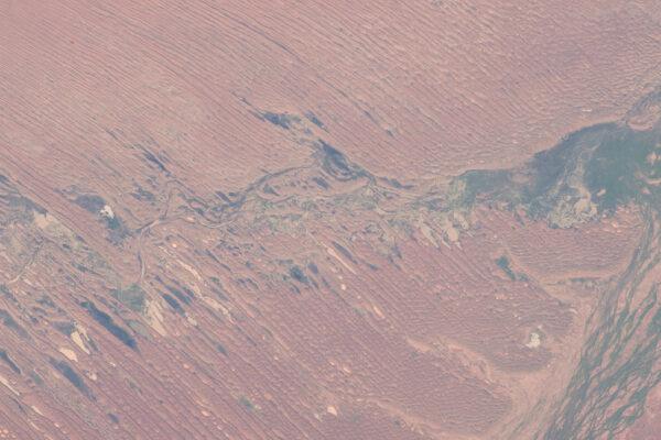 Písečné duny v Austrálii ohromily Tima Kopru.