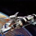 Klastr Skylabu v představách výtvarníka