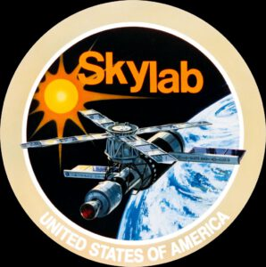 Oficiální emblém programu Skylab