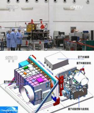 Vývoj družice QSS