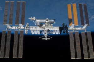 Konečná konfigurace stanice ISS (zdroj NASA).