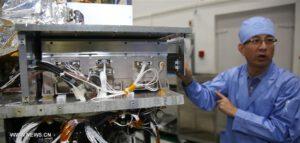 Generátor kvantové provázanosti na družici QSS